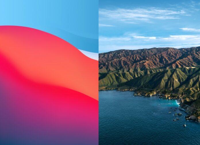 Gli sfondi di macOS Big Sur e Safari da scaricare in alta risoluzione