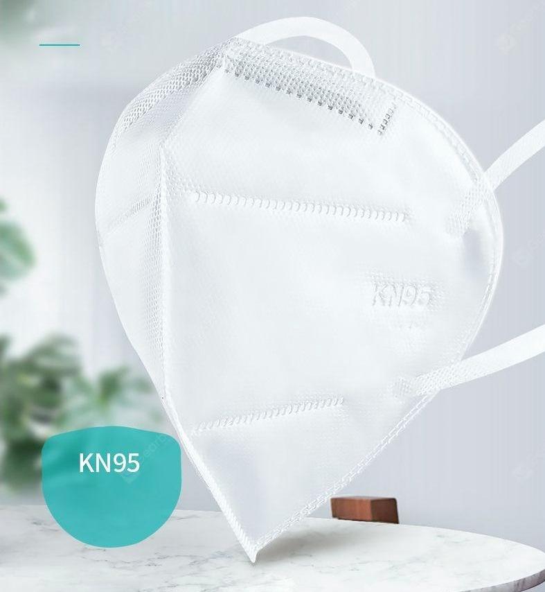 Iwown, le mascherine KN95 (FFP2) che non appannano gli occhiali: solo 1,6 € e spedizione gratis