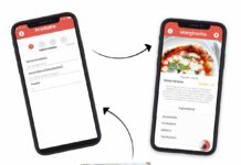 Menew: nuova App che digitalizza il menù e gestisce ordini al tavolo e a domicilio