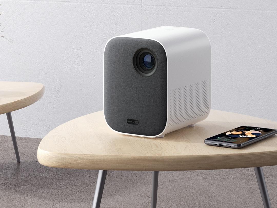 Da Xiaomi Mi Smart Projector, il proiettore di design per la casa