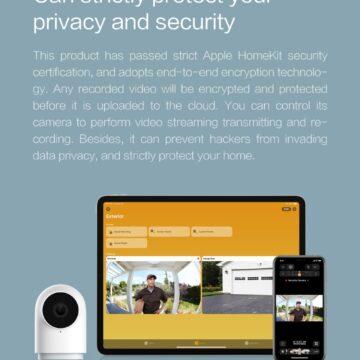 Aqara G2H: è disponibile la videocamera HomeKit Secure Video che è anche hub zigbee