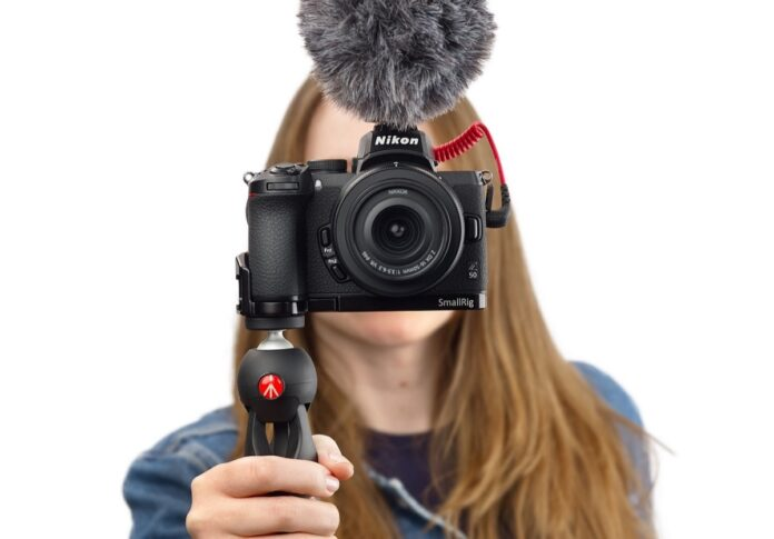 Arriva il kit Nikon per vlogger con la mirrorless Z 50