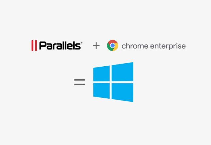 Windows sarà utilizzabile sui Chromebook grazie a Parallels