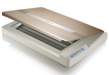 Plustek OpticSlim 1680 è lo scanner di grande formato per Mac e PC