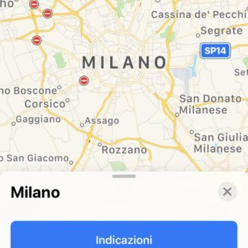 Come rinominare i preferiti nelle Mappe di Apple su iOS 13
