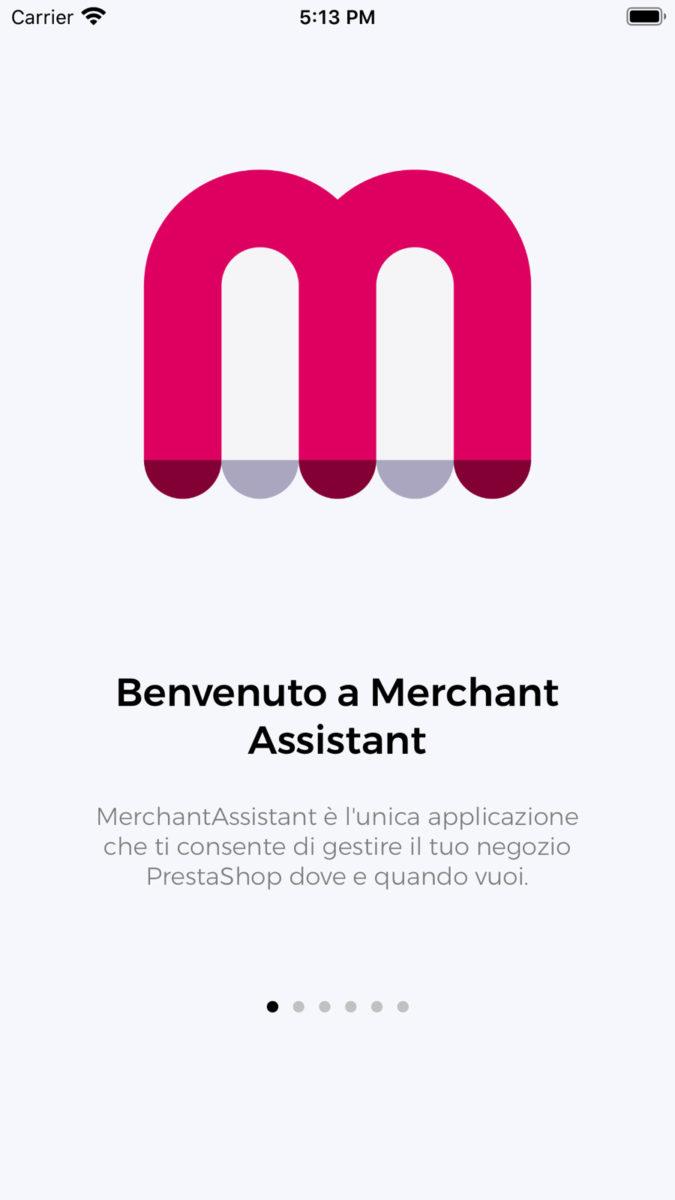 Con l'app PrestaShop Merchant Assistant il tuo negozio online è sempre in tasca