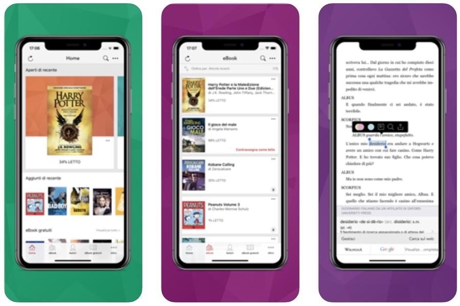 Kobo denuncia Apple per la commissione del 30% su App Store