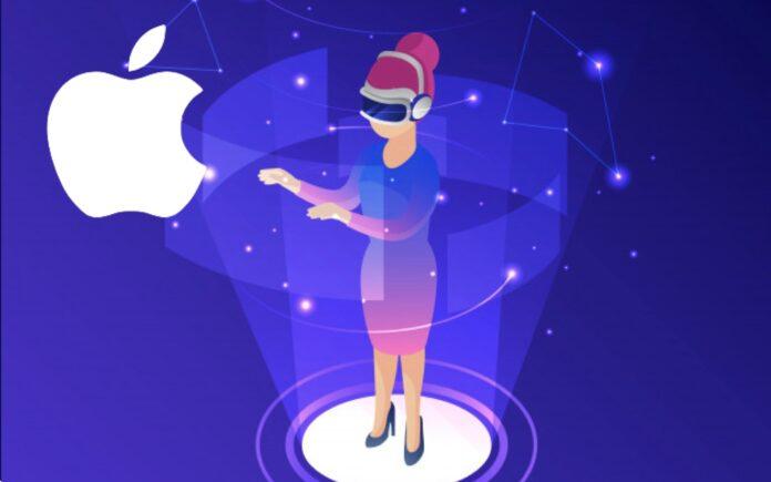 Realtà aumentata, nel futuro di Apple un auricolare e un visore AR