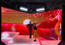 """Nevo xR Stage è la """"Realtà Virtuale Estesa"""" per i meeting del futuro"""