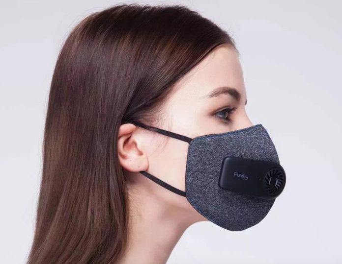 Da Xiaomi la mascherina di design con valvola a 29,75 euro
