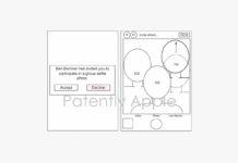 """In un brevetto di Apple i """"selfie di gruppo sintetici"""""""