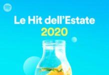 Le Hit Estate 2020? Ce le dice Spotify