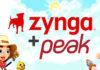 Zynga ha comprato Peak, software house di Istanbul nota per Toon Blast e Toy Blast