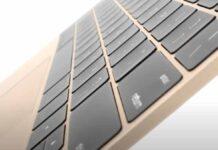 Apple sta studiando una tastiera retrattile per i futuri MacBook Pro