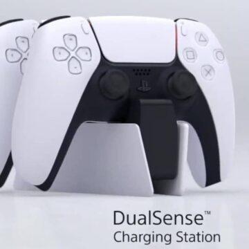Tra gli accessori Playstation 5 anche cuffie e camera 3D