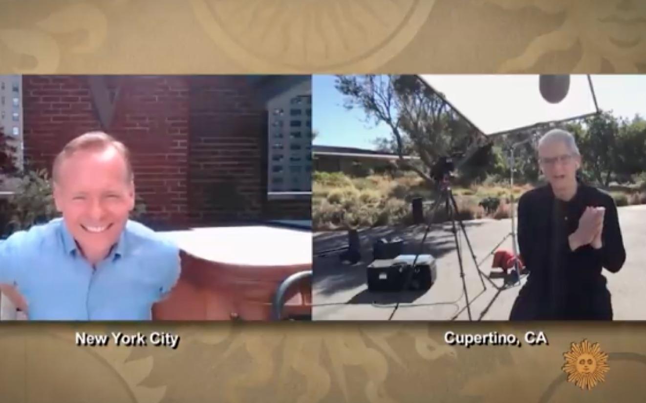 Tim Cook promuovere la solidarietà sociale nell'intervista rilasciata prima del WWDC