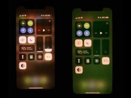 Alcuni utenti iPhone lamentano un bug che fa apparire per qualche secondo una tinta verde sul display