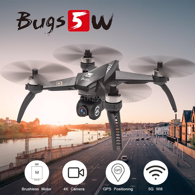 MJX Bugs 5W B5W e GooIRC S162 sono i due droni in offerta a partire da 135,89 euro