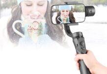 Gimbal per smartphone: riprese perfette a poco più di 50 euro
