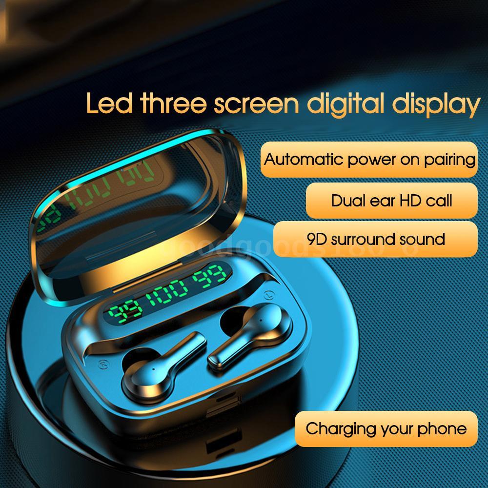 In offerta il box TV Android X88 PRO e gli auricolari True Wireless per sportivi
