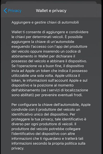 iOS 13.6 svela indizi di CarKey per aprire l'auto con iPhone e Apple Watch