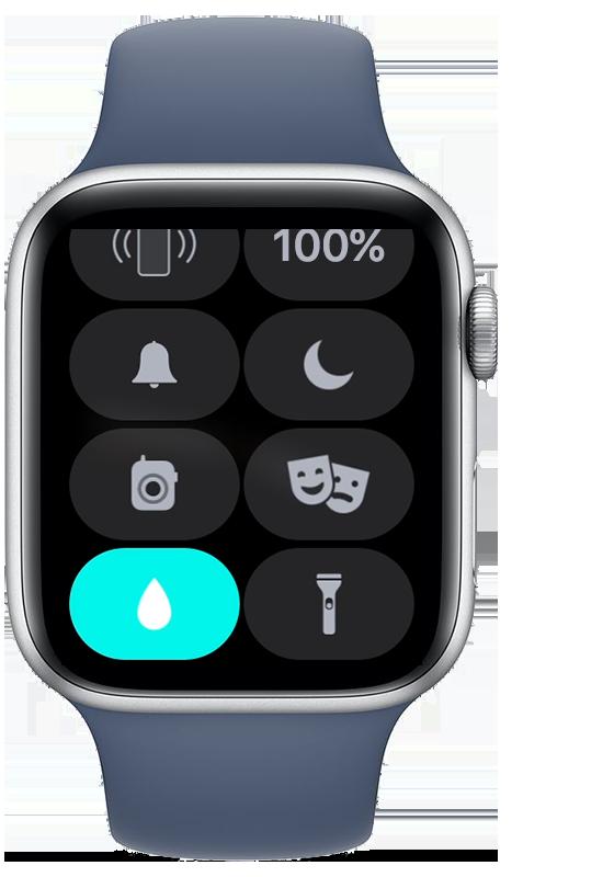 Apple Watch, un video in slow motion mostra come espelle l'acqua