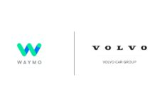 Volvo Car Group collabora con Waymo per la guida autonoma