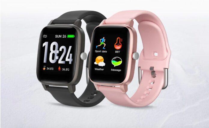 Smartwatch WFYT98, grazie a un codice sconto il clone del Fitbit Versa costa 21,04 euro