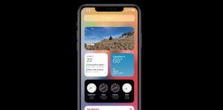 Widget con iOS 14
