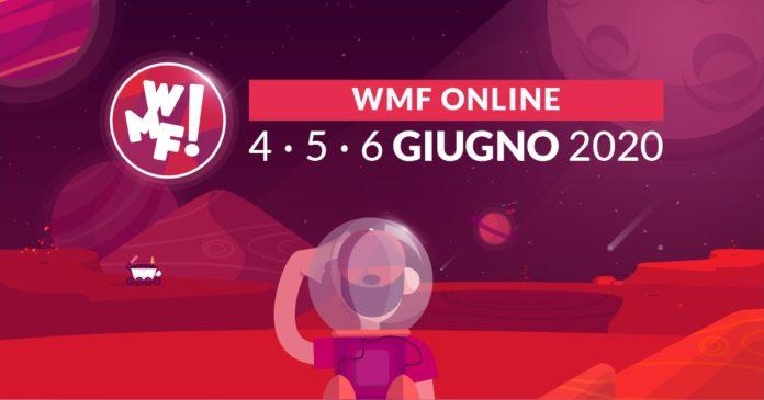 WMF, il primo Festival sull'Innovazione ai tempi del Covid-19 è italiano