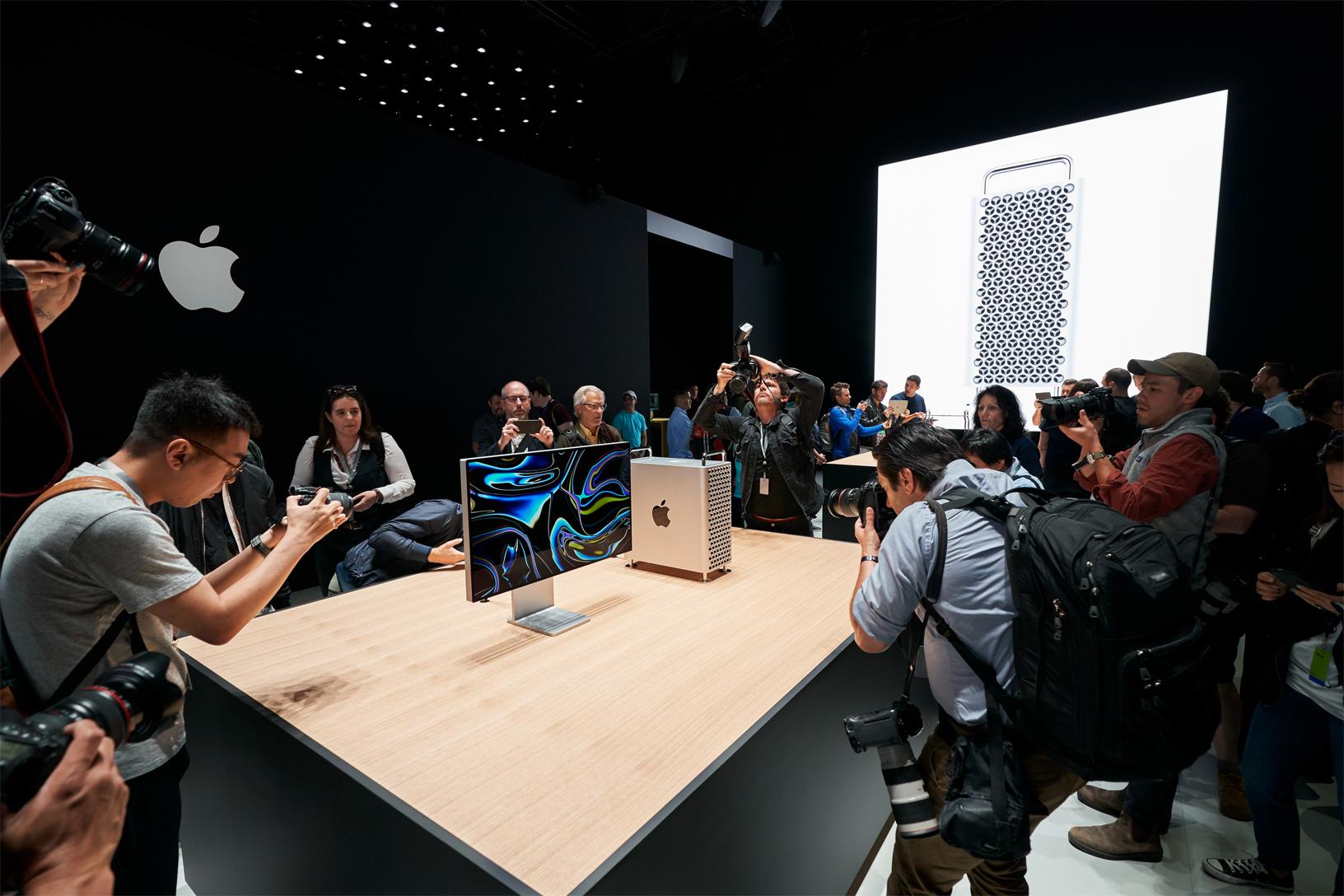 La presentazione del MacPro alla WWDC 2019; ci sarà hardware anche nella WWDC 2020?