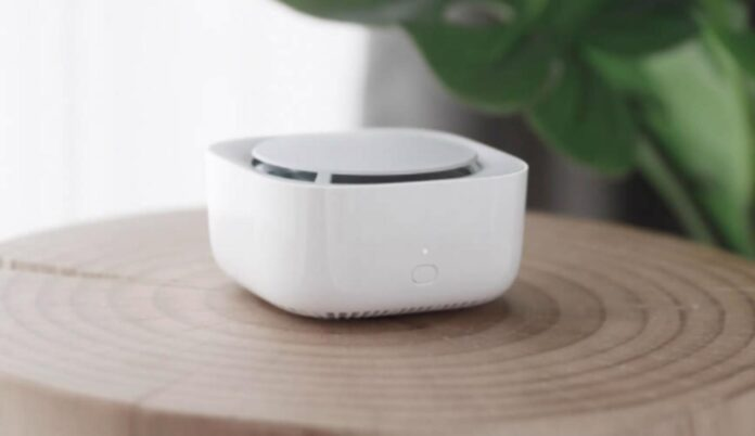 Lo scaccia zanzare Xiaomi Mijia in sconto a soli 10,06 euro