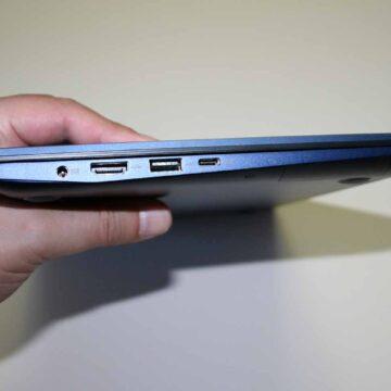 Recensione Asus ZenBook UX334F, notebook robusto e leggero