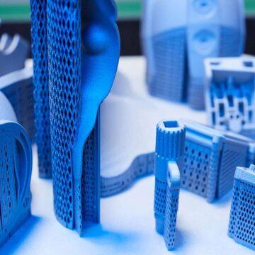 BMW, un campus dedicato alla stampa 3D