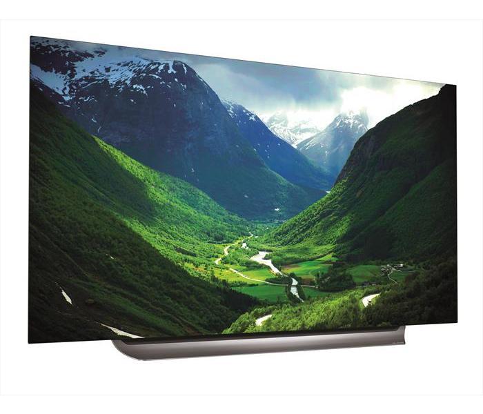 LG richiama in Corea del Sud alcune TV OLED per problemi di surriscaldamento