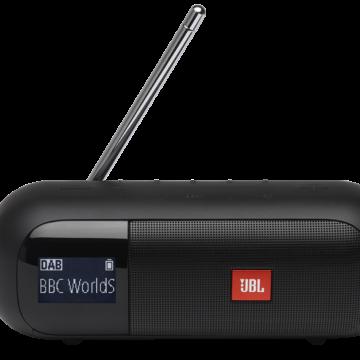Tuner 2 e Tuner XL, JBL presenta la coppia di radio portatili DAB+ e FM