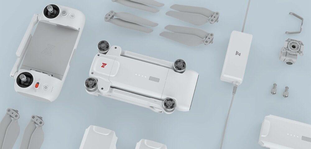 Offerta per il nuovo drone FIMI X8SE 2020, adesso a solo 430 euro