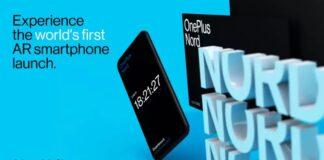OnePlus Nord, lo smartphone economico OnePlus arriva in Realtà Aumentata il 21 luglio