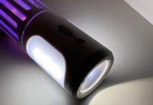 Recensione dell'Antizanzara attivo Opple Xiaomi che è anche torcia e lampada ricaricabile via USB