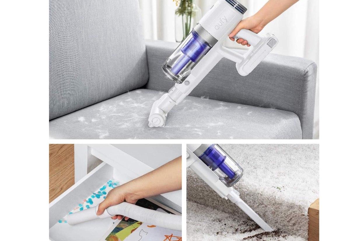 Giornata degli affari per la pulizia della casa: aspirapolvere Anker in sconto