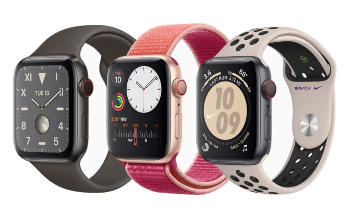 Apple Watch 5, bug indicatore batteria imprecisa e spegnimenti improvvisi