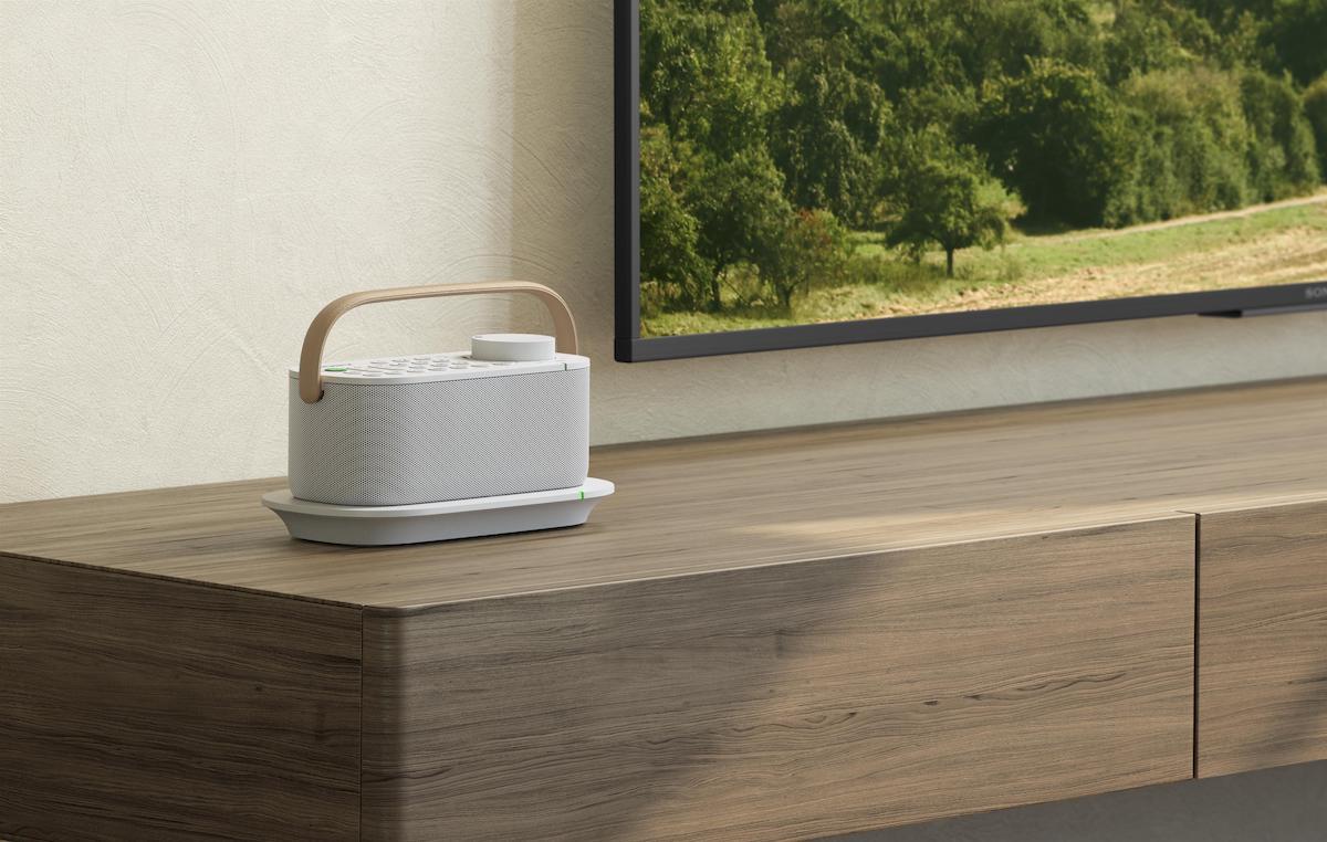 Sony presenta lo speaker wireless per TV SRS-LSR200