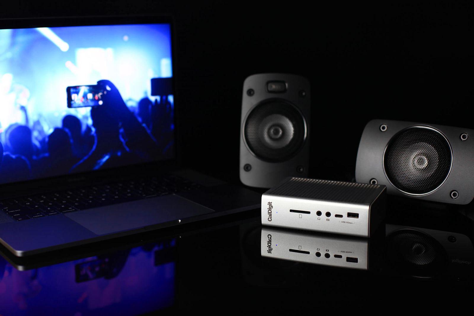 Recensione Caldigit TS3 Plus, il vero All-in-One per Mac e PC
