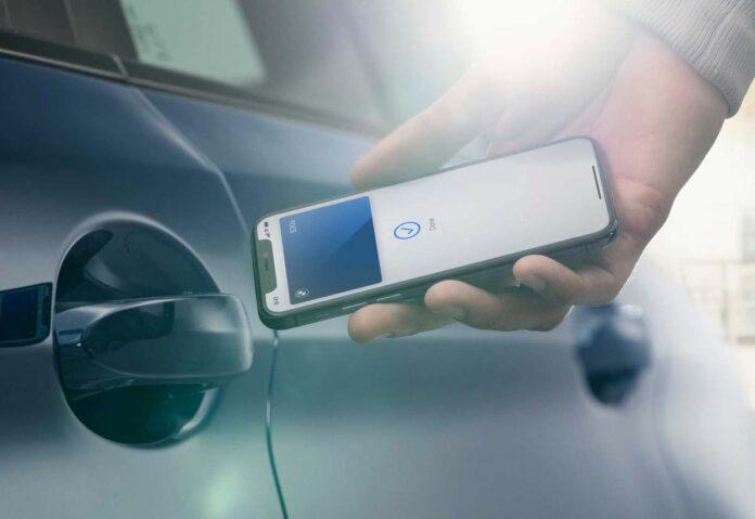 L'app BMW Connected aggiornata con supporto Car Keys