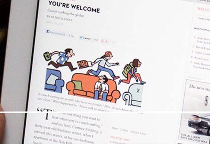 CouchSurfing, i dati di 17 milioni di utenti su forum dedicati all'hacking