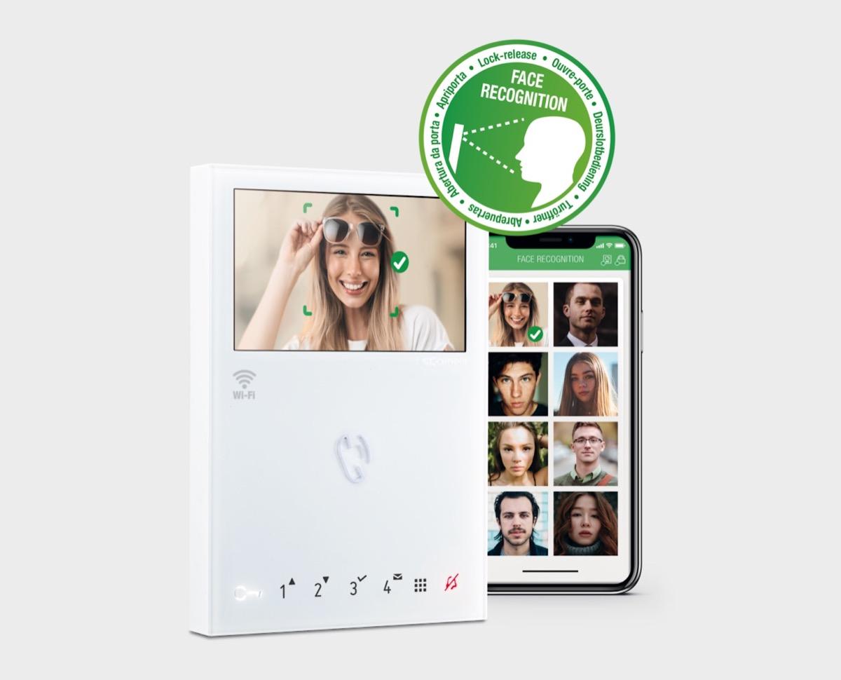 Comelit Mini Wi-Fi, il videocitofono con Alexa è tutto italiano