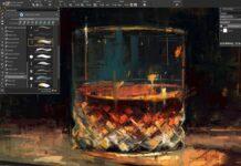 Corel Painter 2021, ora con supporto SideCar e altre novità sul Mac