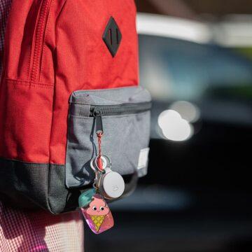 Vodafone Curve uno smart tracker GPS per aiutare a trovare gli oggetti