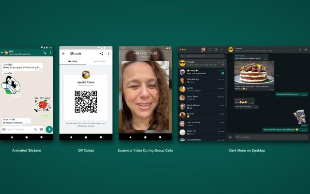 WhatsApp consente di aggiungere nuovi contatti con codici QR