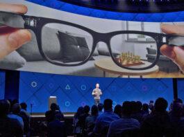 Facebook mette la VR in un prototipo di occhiali da sole